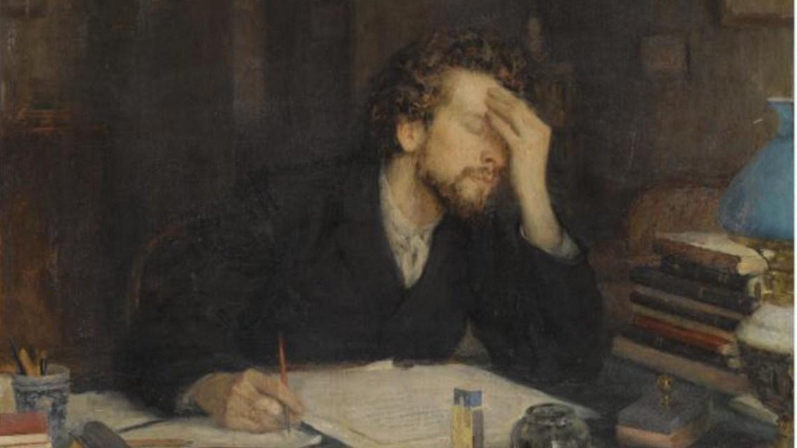 Escribir, antídoto de la desesperación. Artículo literario de Michèle Rodríguez.