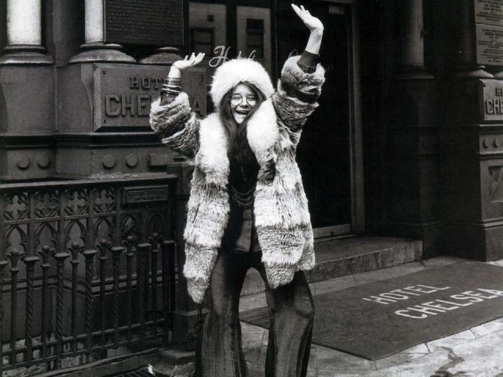Janis Joplin, la reina blanca del blues, hubiera cumplido hoy setenta y cuatro años. Artículo de J. J. Conde. Poema de José Luis Ibáñez Salas.