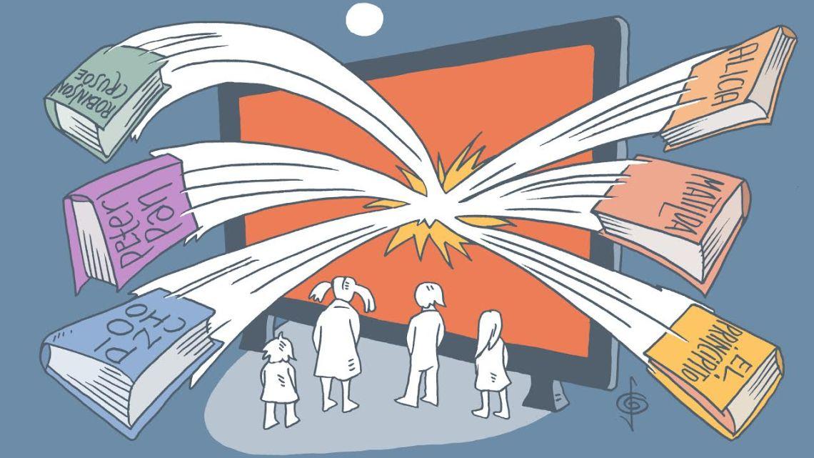 ¿Por qué la literatura infantil y juvenil no tiene visibilidad mediática? Artículo de Santiago García-Clairac.