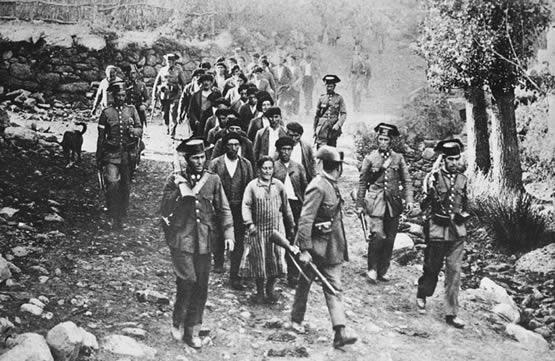 España del siglo XX - [i. e. veinte]