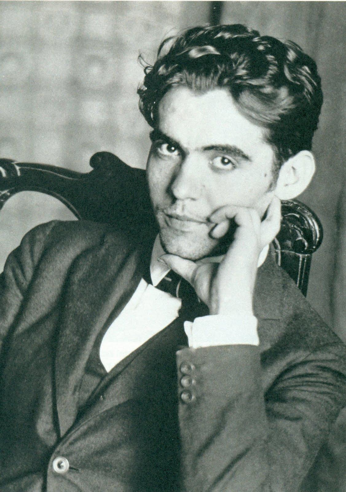 Federico García Lorca hacia 1925