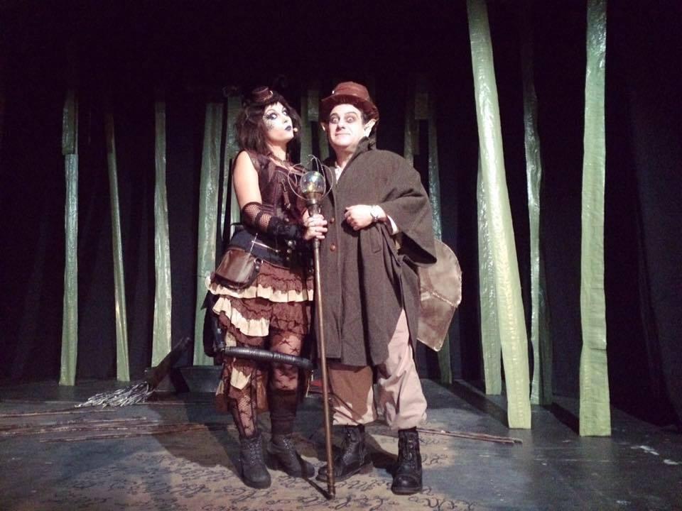 El maleficio de la mariposa, primer estreno de Federico García Lorca. Del Teatro Eslava a la Sala del Mariano