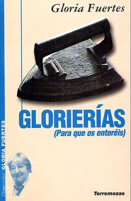 Voy a ti. #GloriaFuertes100. ¡No te lo pierdas! El balcón de Gloria Fuertes. En Revista MoonMagazine