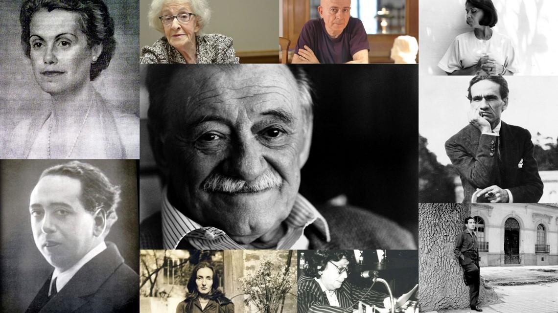 Antología de poesía latinoamericana. Poemas escogidos (I)