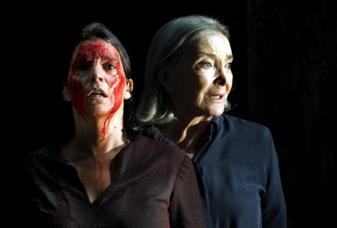 Laia Marull y Nuria Espert en Incendios