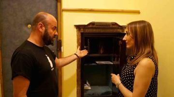 Cucho López Capilla: emociones y sentimientos al otro lado del Estrecho