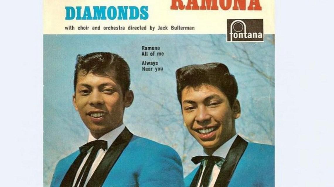Hoy, en El Tocadiscos, la mirada azul de Ramona, con The Blue Diamonds. J. J. Conde y Txaro Cárdenas.