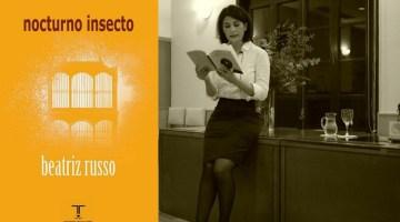 Nocturno insecto. Beatriz Russo. Tigres de papel (2014). Reseña de Manu López Marañón.