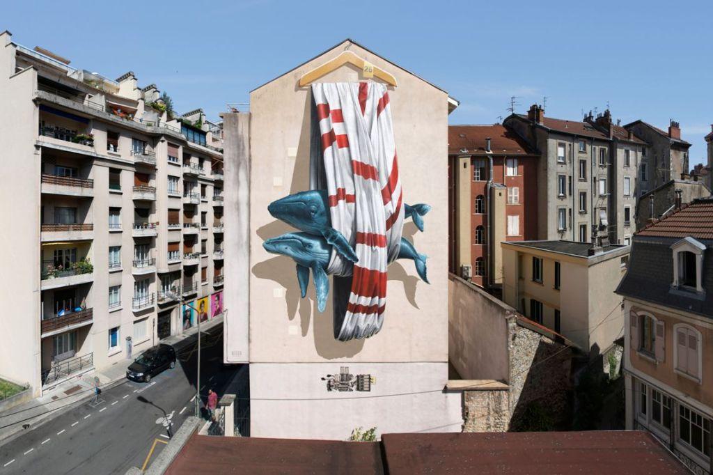 Grenoble Street Art Fest