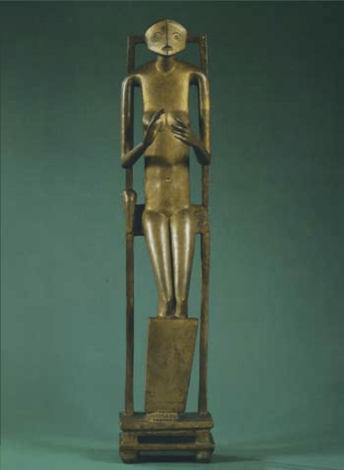 Giacometti, El Objeto invisible, Picasso y otra realidad más allá de lo visible 1