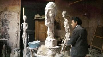 Giacometti, El objeto invisible, Picasso y otra realidad más allá de lo visible. Atelier