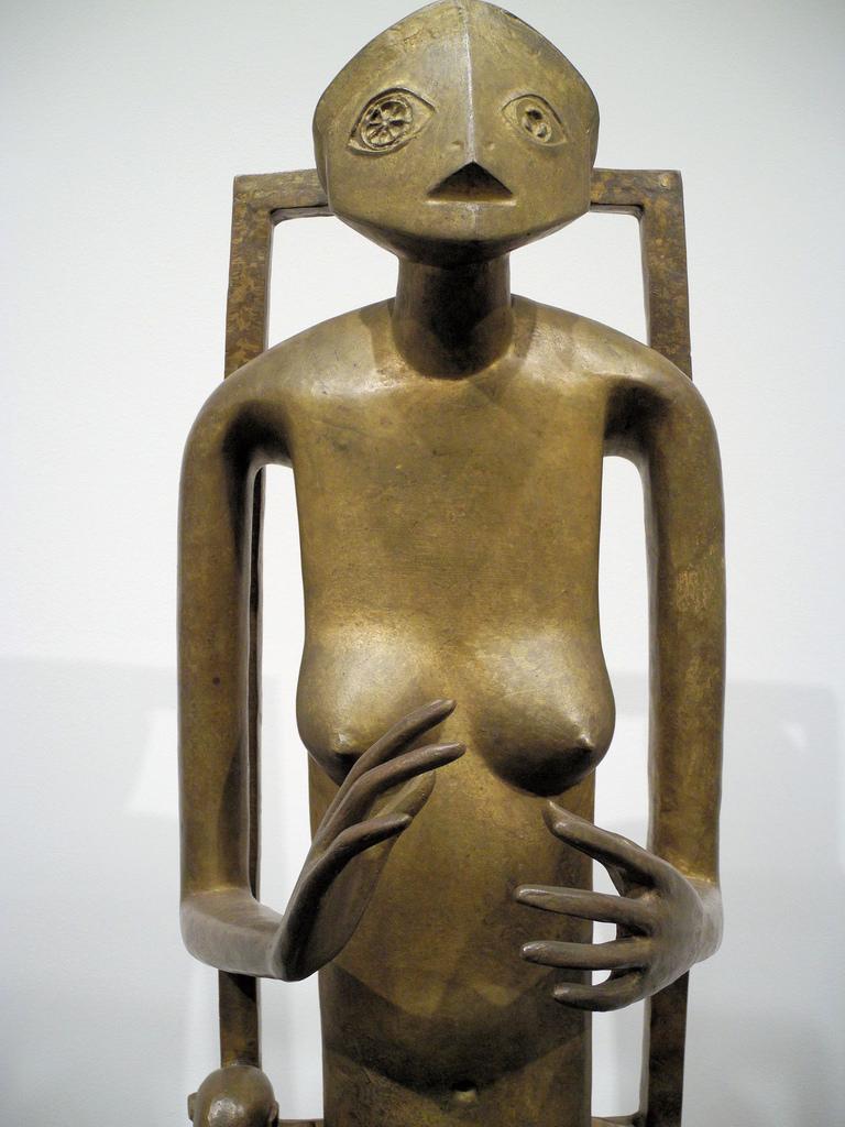 Giacometti, El Objeto invisible, Picasso y otra realidad más allá de lo visible