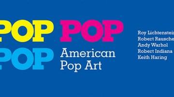 Exposición POP POP POP American Pop Art en sala Kubo-kutxa de Donostia