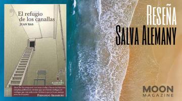 El Refugio de los canallas, de Juan Bas. Premio Dashiell Hammett en la Semana Negra de Gijón 2018 1