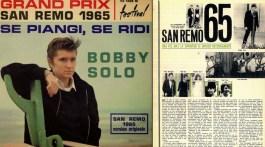 Hoy, en El Tocadiscos, tu recuerdo intacto, con Se piangi, se ridi, de Bobby Solo