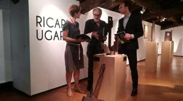 Ricardo Ugarte de Zubiarrain. Singladura escultórica 1