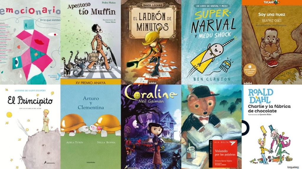 La vuelta al cole en 30 libros: Propuestas de libro infantil y juvenil 2