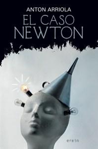 El caso Newton, de Antón Arriola. Newton cae sobre Bilbao