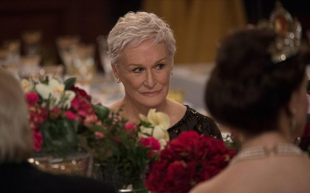 The Wife: el cuento de un engaño arrogante. Cine. Crítica. Glenn Close.