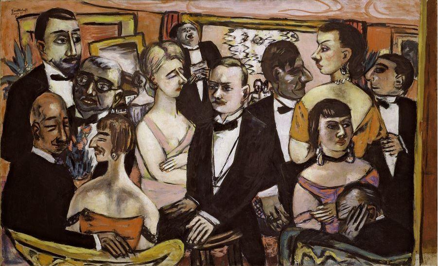 El arte de Max Beckmann conquista el Thyssen-Bornemisza 2