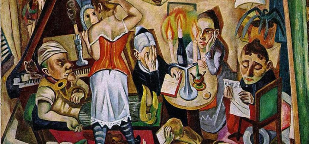 El arte de Max Beckmann conquista el Thyssen-Bornemisza