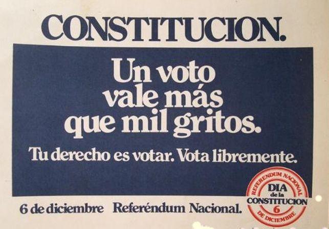 40 años de la Constitución española 1