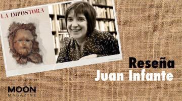La impostora, segunda novela de la escritora vasca Elena Fernandez