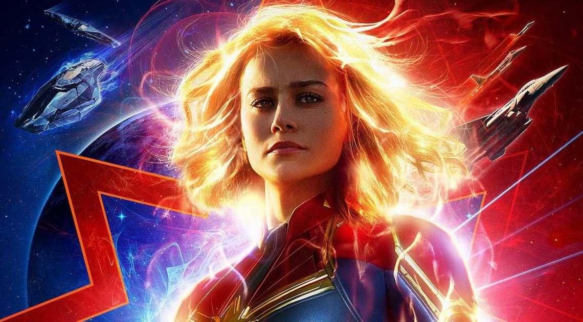 Capitana Marvel: una película de Marvel más que necesaria para nuestra sociedad