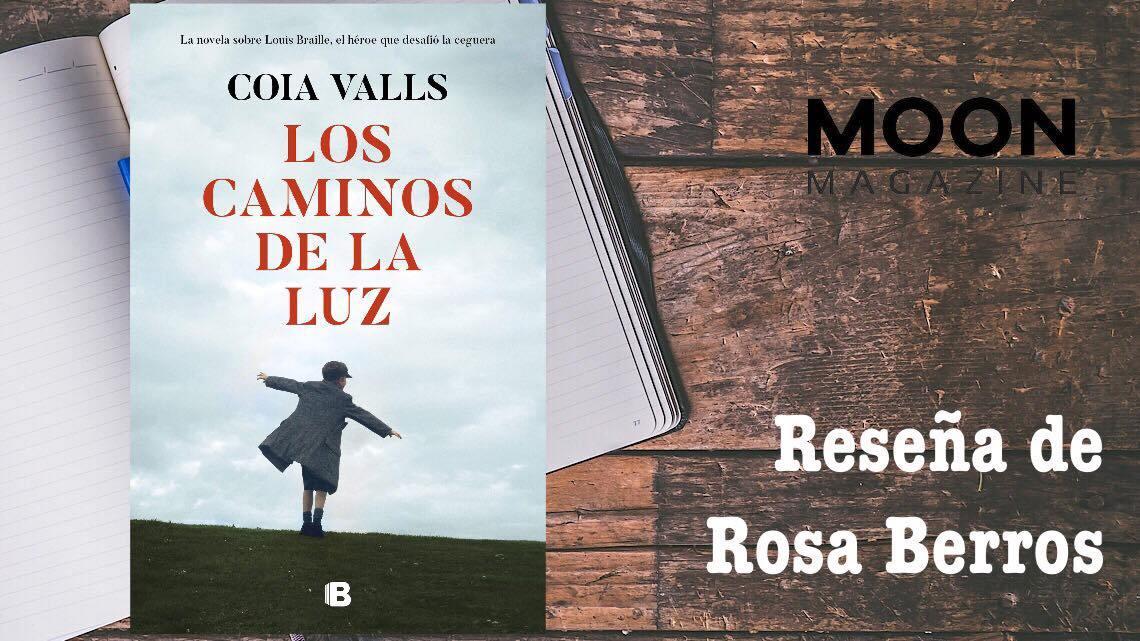 Descubriendo a Louis Braille: Los caminos de la luz, de Coia Valls 1