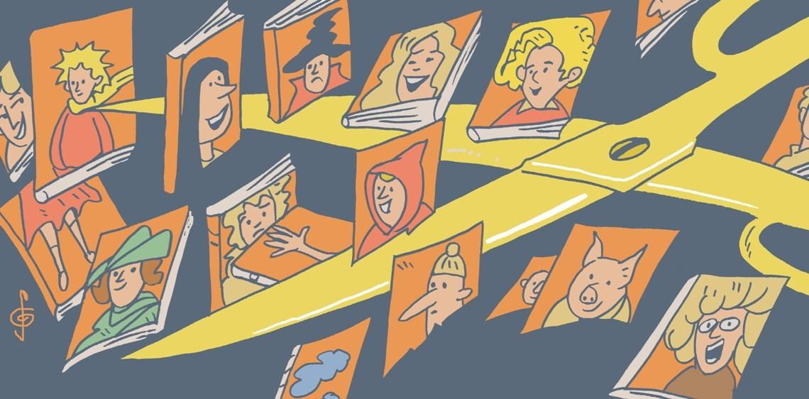 ¿Hay censura en la literatura infantil y juvenil?