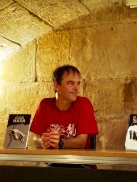 Escritores vascos de novela negra: ¿Tiene remedio lo vuestro? Jon Arretxe