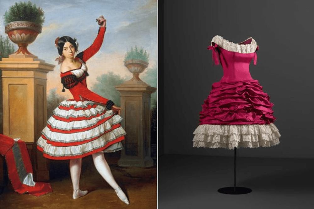 Exposición Balenciaga y la pintura española: moda y creación pictórica 2