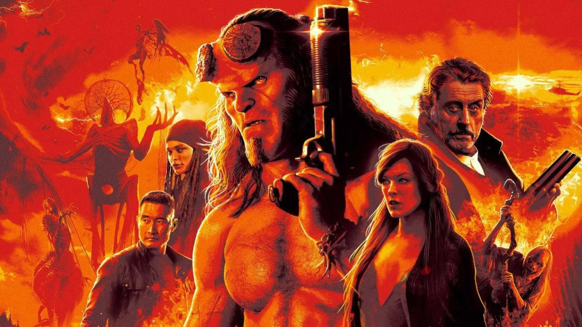 Hellboy (2019), la infernal comedia 4
