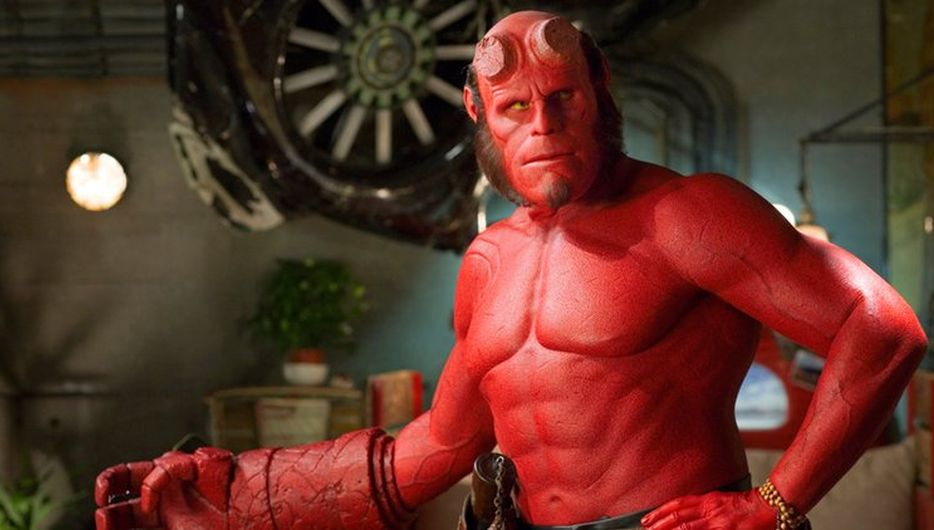 Hellboy (2019), la infernal comedia