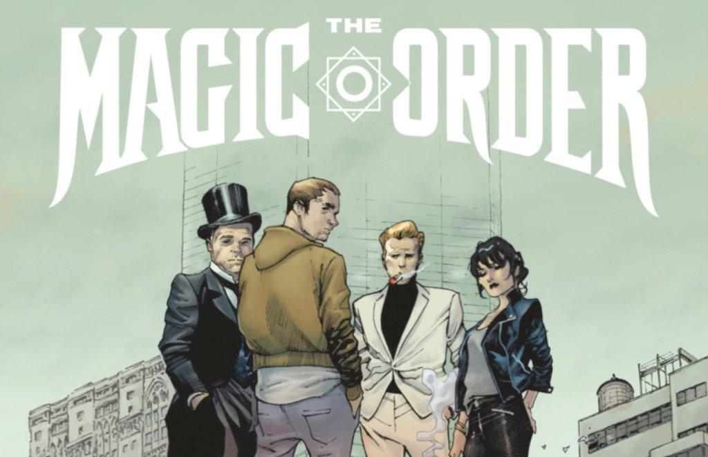 Crítica de The Magic Order de Mark Millar y Oliver Coipel, la magia posmoderna