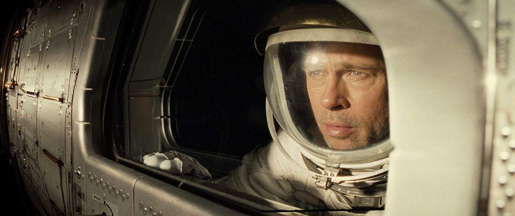 Ad Astra. Cine. Brad Pitt