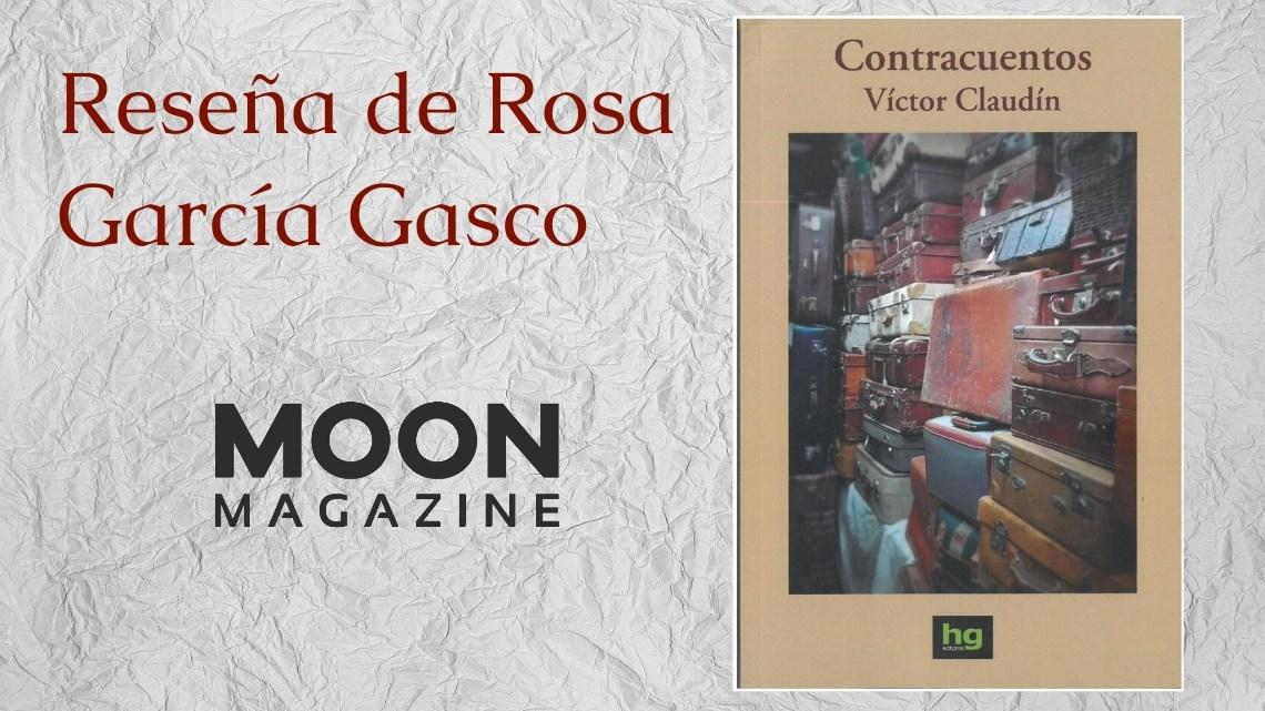 Contracuentos, de Víctor Claudín: un mazazo de realismo envuelto en belleza y poesía 1