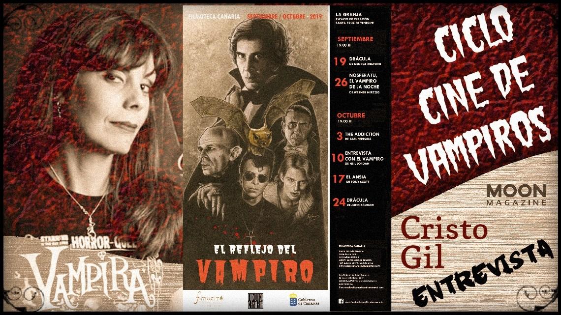 Cristo Gil y El reflejo del vampiro: ¿Por qué la sangre es la vida? 1