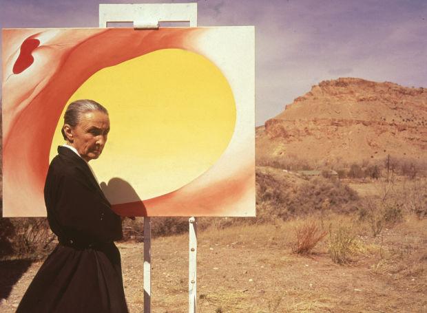 Georgia O'Keeffe: el poder simbólico y lo conceptual como propuesta personal 2