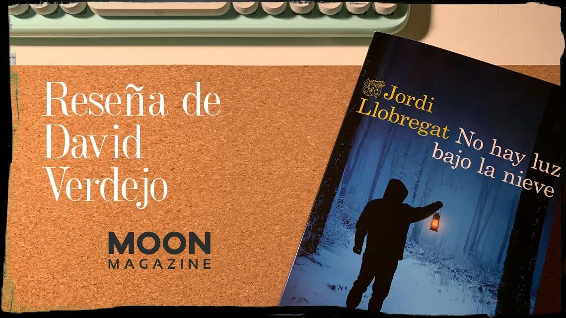 No hay luz bajo la nieve: reseña y crónica del encuentro con su autor, Jordi Llobregat