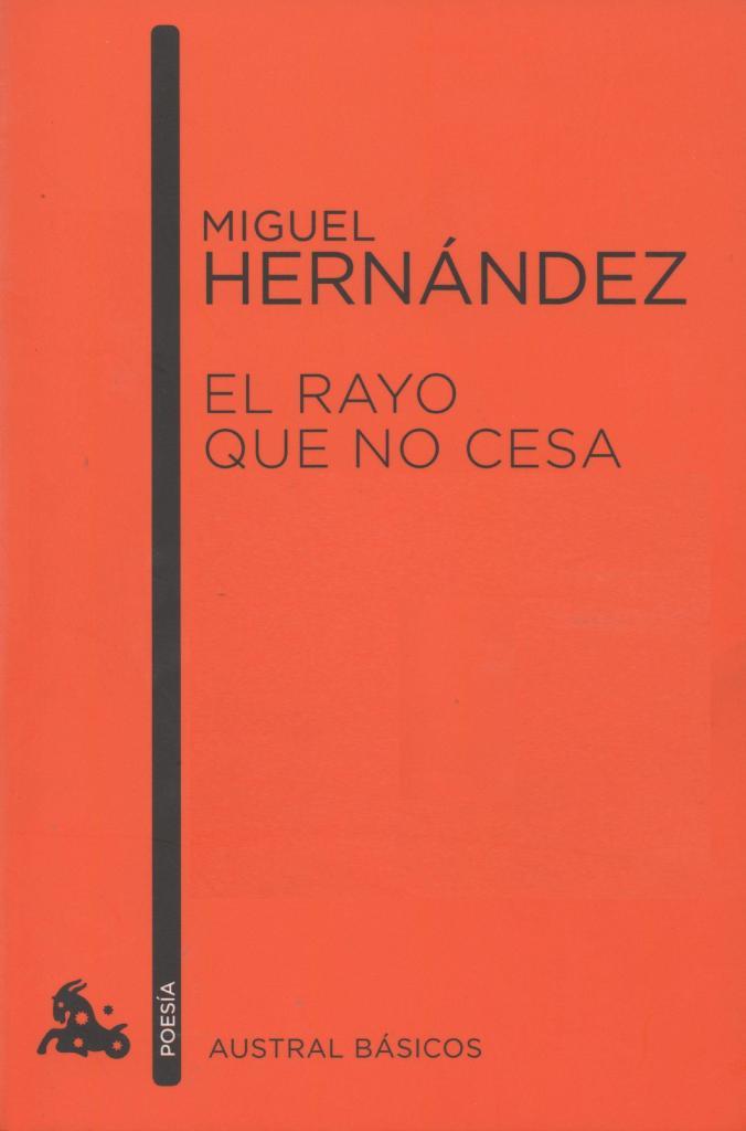 Miguel ‹Elrayoquenocesa› Hernández. El rayo que no cesa