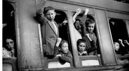 Cuando los menas eran niños y niñas españoles. Los Niños de la Guerra 2