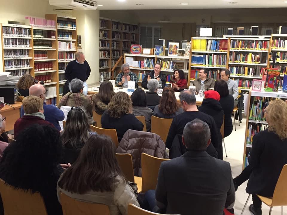 Navalanegra o el espacio físico de la novela negra que une a los lectores 1