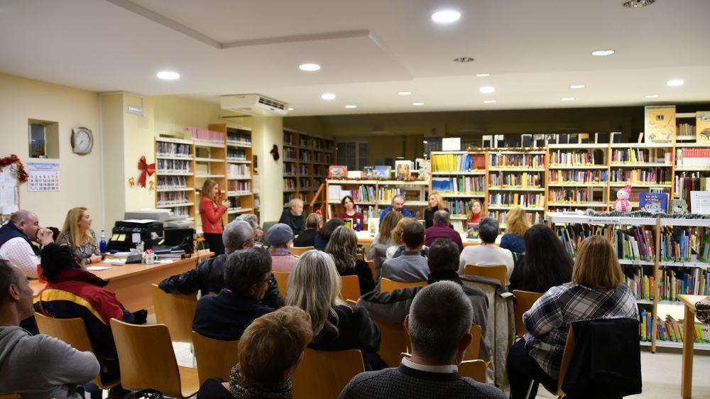 Ficción y realidad: debate entre escritores en Navalanegra IX 5