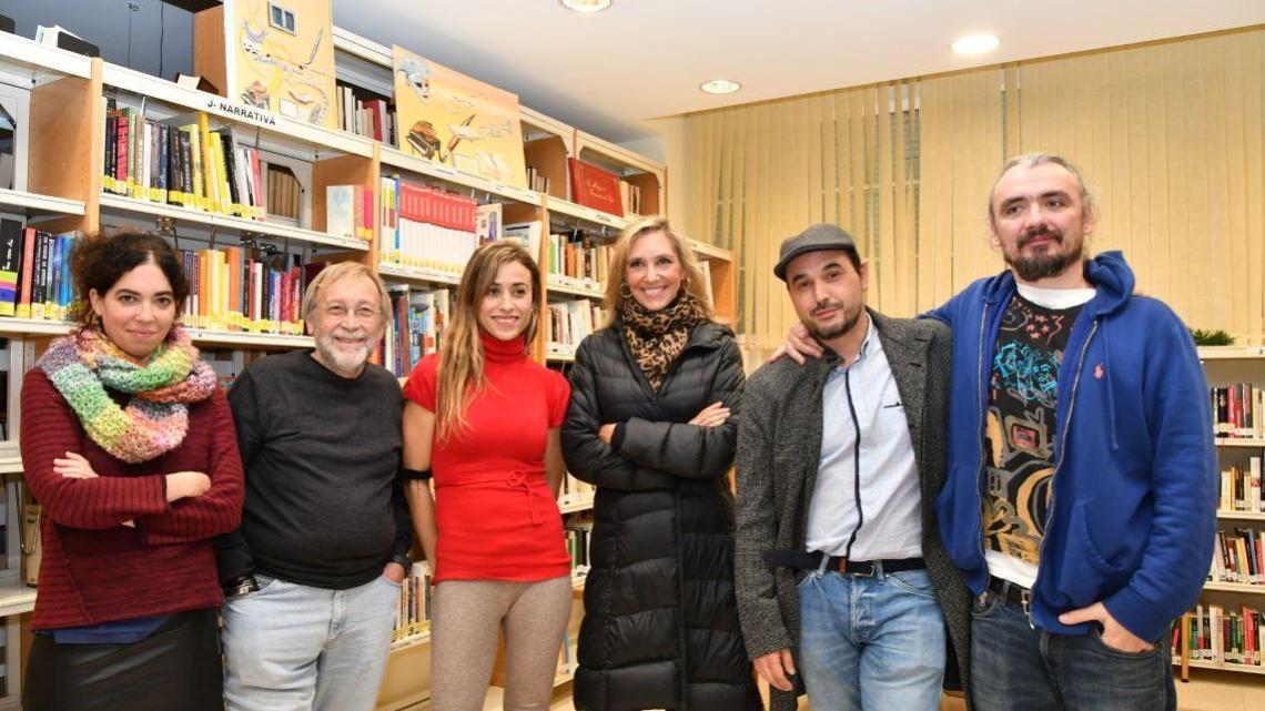 Ficción y realidad: debate entre escritores en Navalanegra IX 6