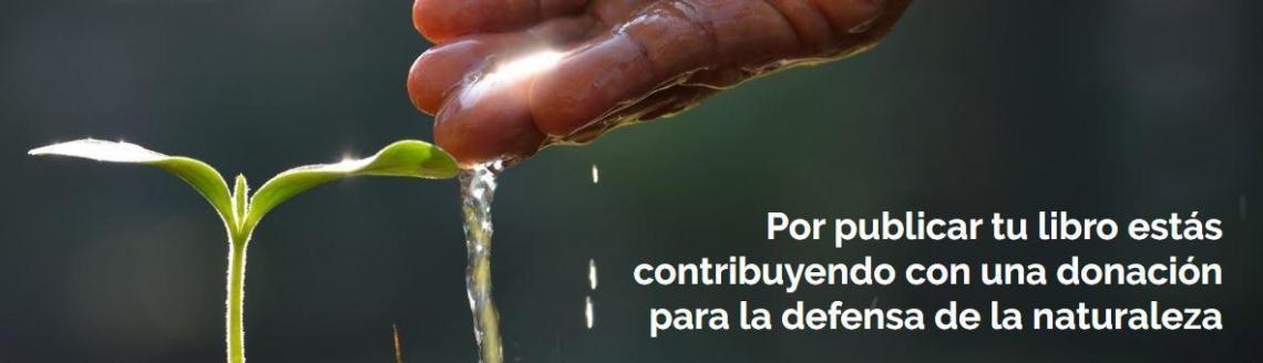 Respetar el medio ambiente, principal máxima de Lidera editorial y su director Luis Alberto Santos