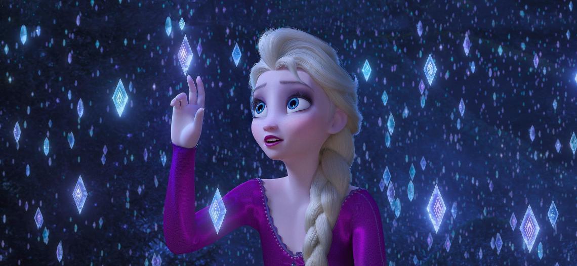 Todos los símbolos mágicos que hallarás en la película Frozen II 1