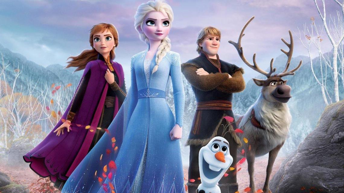 Todos los símbolos mágicos que hallarás en la película Frozen II