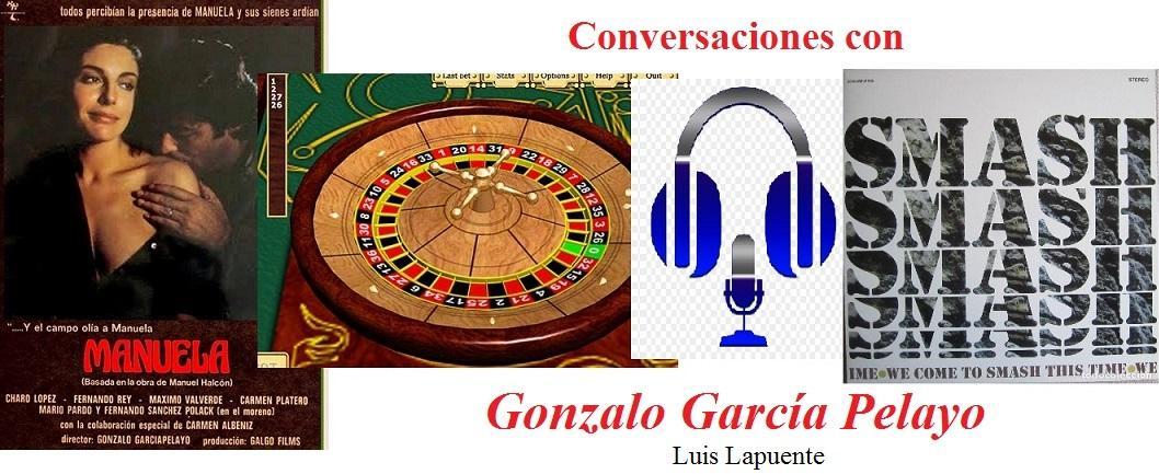 Conversaciones con Gonzalo García Pelayo. Nostalgia del futuro, de Luis Lapuente