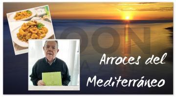 El chef Rafael Mármol nos habla de su último libro: Arroces del Mediterráneo 3